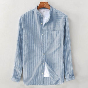 Classic Fashion Men Shirts Dress