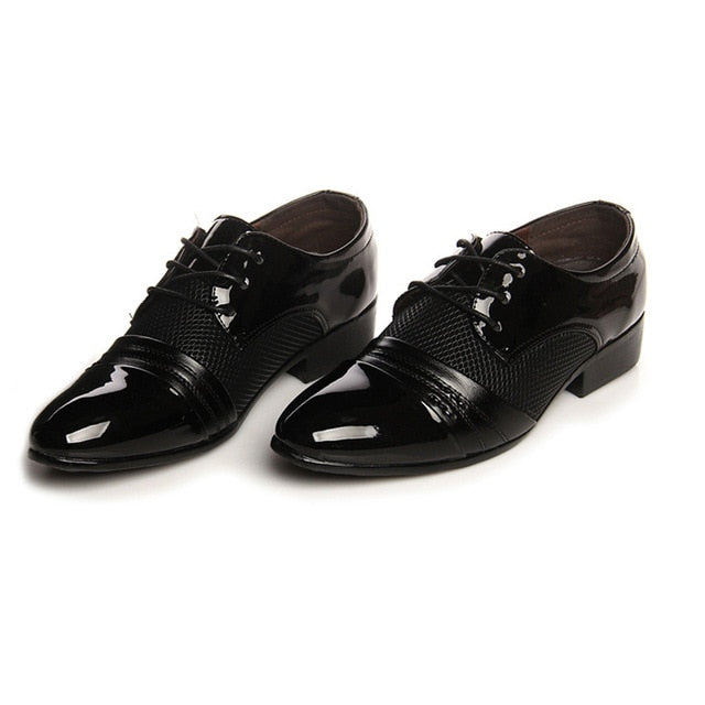 Fashion New Men Business Casual Shoes