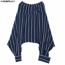 Load image into Gallery viewer, INCERUN 2019 Hot Sale Men Clothing Hip Hop