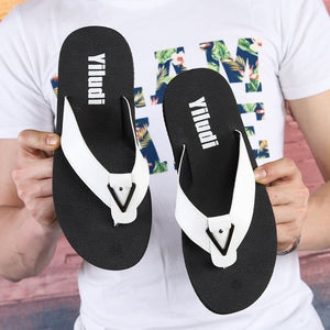 Men's Anti-skid Flip Flops Summer Fashion