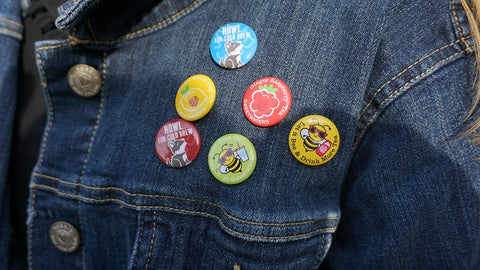 Sweetwaters Button Collection