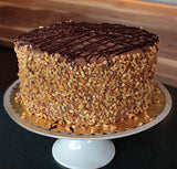Peanut Butter Circus Cake