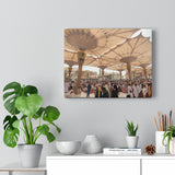 Printed in USA - Canvas Gallery Wraps - Nabawi Mosque - KSA - Islam