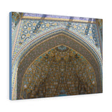 Printed in USA - Canvas Gallery Wraps - Ancient Shiite Mosque - Jamkaran Qum, Iran- Islam