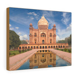 Printed in USA - Canvas Gallery Wraps -  Humayun Tomb, New Delhi - India - Hinduism
