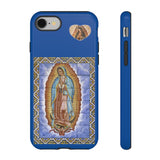 Cubierta Fuerte de Celulares - Tough Cases - Our Lady of Guadalupe, also known as the Virgen of Guadalupe - Mexico - Catholicism