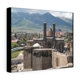 Printed in USA - Canvas Gallery Wraps - 12th century Erzurum Mosque - Turkey - Islam