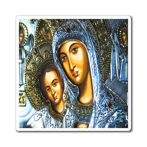 US Made - Magnets - for Christians to Remember our Saints and History -- for a BLESSED Home