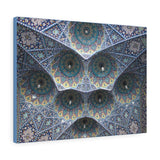 Printed in USA - Canvas Gallery Wraps - Mosque Fatima Masumeh - Qom - Iran - Islam