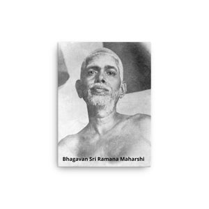 Canvas - Bhagavan Sri Ramana Maharshi - CV-RM-2008 IMAGES OF GOD