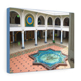 Printed in USA - Canvas Gallery Wraps - Mosque of Al-Akbar - Indonesia -  Islam