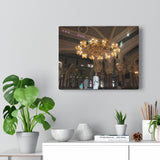 Printed in USA - Canvas Gallery Wraps - Inside view of Al-Saleh Mosque Yemen, Sana'a - Islam