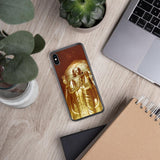 iPhone Case - A Gautama Buddha statue with Abhaya (protection) Mudra gesture - Bagan, Myanmar (Burma) IMAGES OF GOD