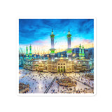 Bubble-free stickers - The Great Mosque - Mecca - UAE - Islam