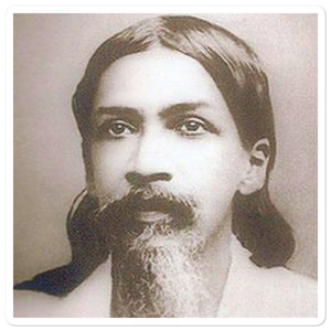 Bubble-free stickers - The Yoga Master Sri Aurobindo - Hinduism