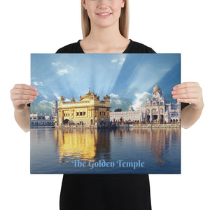 The Golden Temple - Amritsar, Punjab, India - Sikhism