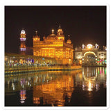 Bubble-free stickers - The Golden Temple - Sikhism