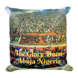 Premium Pillow - Dr. Paul Enenche and The Glory Dome - Abuja - Nigeria - Christianity