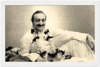 Gelato Global Print - Premium Semi-Glossy Paper Wooden Framed Poster - The Avatar Meher Baba - Silent Mouni - Sufism - India