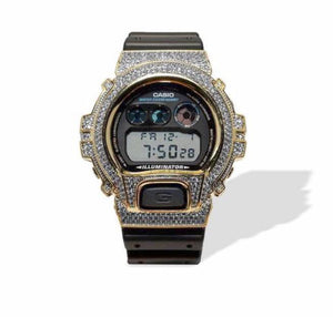 G SHOCK IN YELLOW GOLD WHITE - DRIP MIAMI