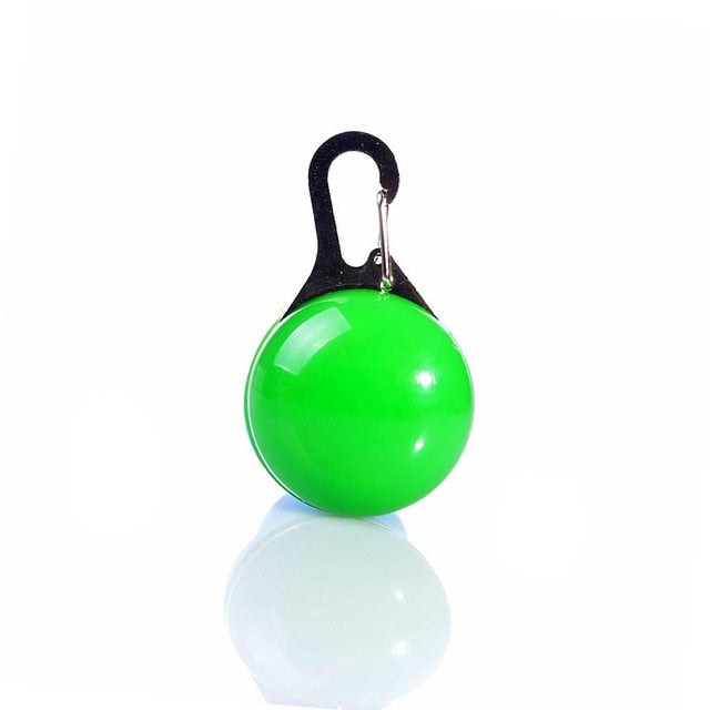 Dogs LED Flashing Glow Pendant for Collar
