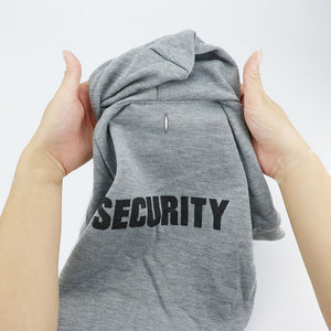 Security Dog Hoody
