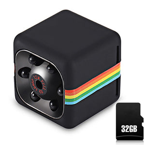 Mini 1080p Night Vision Stealth Camera