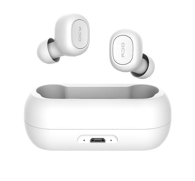 Bluetooth headphone 3D stereo wireless earphone with dual microphone