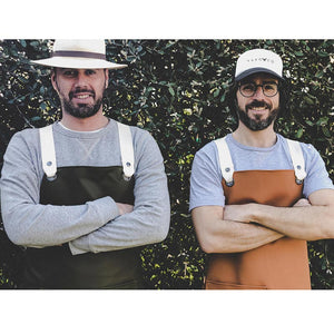 Avental Yako&Co - Vegan Series Jardinagem