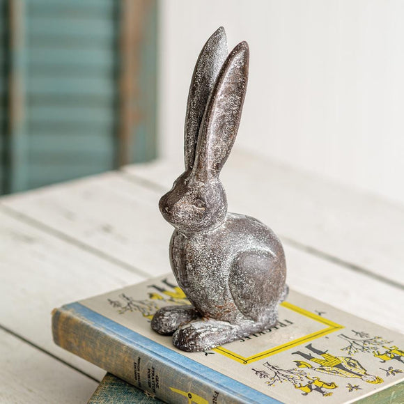 Hare Statue - Countryside Home Decor
