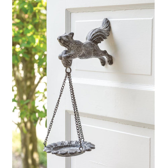 Flying Squirrel Bird Feeder - Countryside Home Decor