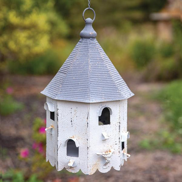 Bungalow Birdhouse - Countryside Home Decor