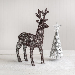 Twisted Wire Deer