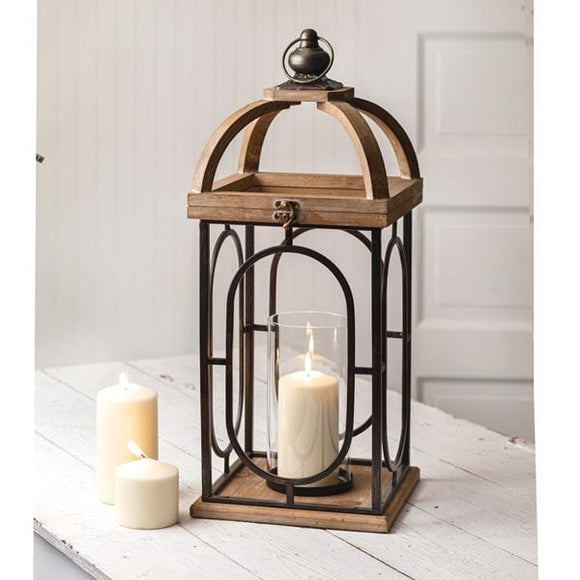 Barclay Lantern - Countryside Home Decor