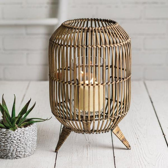 Boho Lantern - Countryside Home Decor