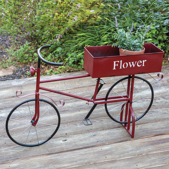 Bicycle Flower Planter