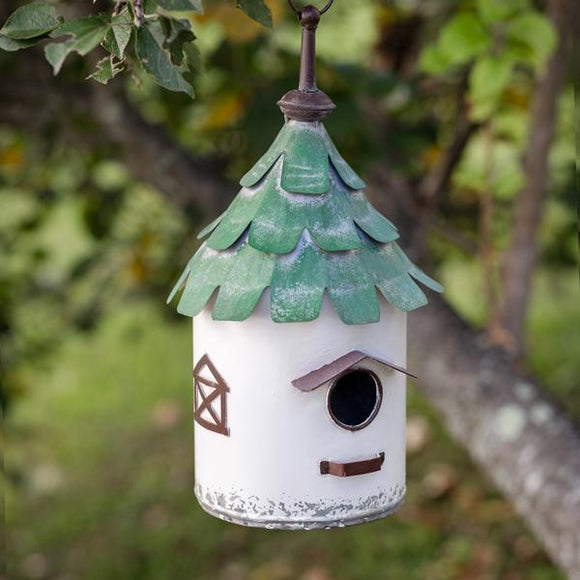 Woodland Birdhouse - Countryside Home Decor