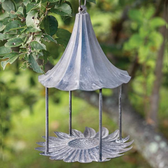 Gazebo Hanging Bird Feeder - Countryside Home Decor