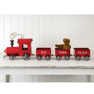 Decorative Holiday Train