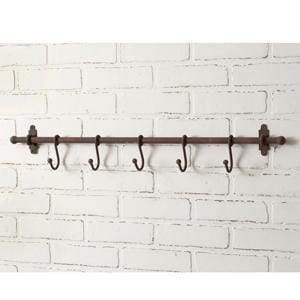 Anderson Five Hook Wall Rack - Box of 2 - Countryside Home Decor
