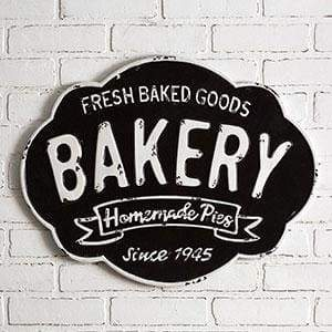 Bakery Metal Sign - Countryside Home Decor