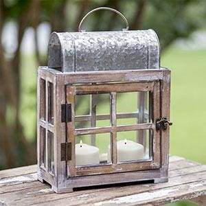 Bar Harbor Lantern - Countryside Home Decor