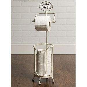 Bath Tissue Stand - Countryside Home Decor