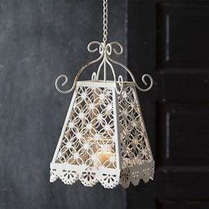 Bella Hanging Votive Holder - Countryside Home Decor