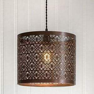 Berk's County Pendant Lamp - Countryside Home Decor