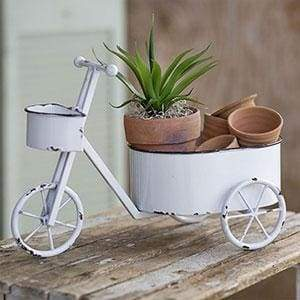 Chariot Planter - Countryside Home Decor
