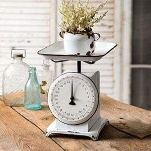 Decorative Produce Scale - Countryside Home Decor