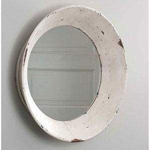Dutch Round Wall Mirror - Countryside Home Decor