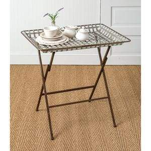 Edison Folding Table - Countryside Home Decor