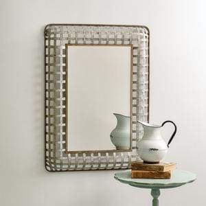 Edison Wall Mirror - Countryside Home Decor